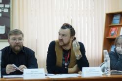 Литературный семинар молодых авторов. 24.10.2017