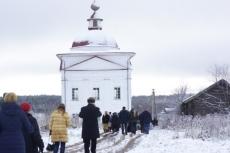 Открытие памятника Василию Белову и поездка в Тимониху 25.10.17