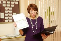 Татьяна Валентиновна Верещагина, директор школы №21 им. В.И. Белова