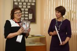 Ольга Николаевна Завьялова, директор МБУК