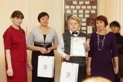 Награждение победителей конкурса Душа хранит и Малых Беловских чтений 23.10.2017