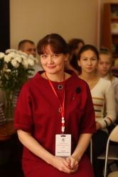 Марина Григорьевна Гогова, руководитель Центра писателя В.И. Белова