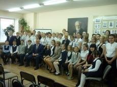 Открытие Центра Белова В. И. по новому адресу: Щетинина, 5