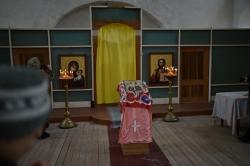 Сохотская Николаевская церковь