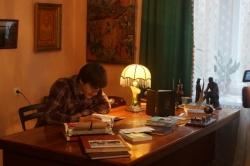 III Всероссийские Беловские чтения. 21.10.16 г. (фотограф М. Скрипкина)