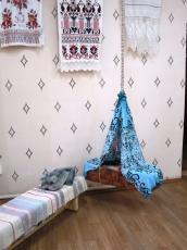 Зыбка - русская колыбель