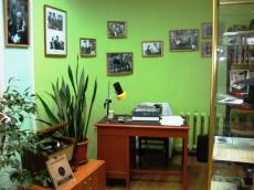 Рабочий кабинет В.И. Белова