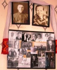 Семейные фотографии Беловых