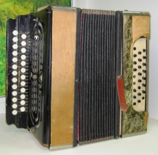 Гармонь - любимый инструмент В.И. Белова