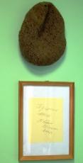 Кепка В.И. Белова, лично подаренная Центру